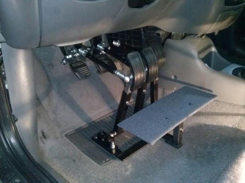 Onde Comprar Prolongador de Pedal para Carros Guaianases - Prolongador de Pedais Universal