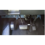 acelerador esquerdo de carro pcd Vinhedo