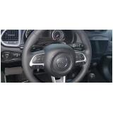 acelerador e freio manual