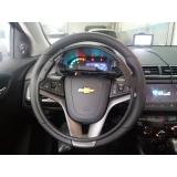 acelerador e freio na mão