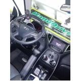 acelerador freio manual ao solo