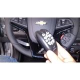 comando de painel ao volante pcd Bertioga