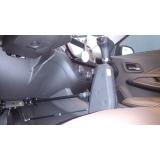 kit acelerador e freio manual para adaptação Piracicaba