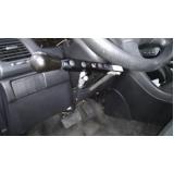 kit acelerador e freio manual de adaptação