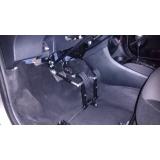 prolongador de pedal em veículos automáticos Barra do Una